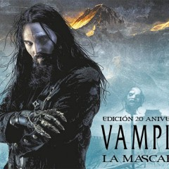 Exitazo del crowdfunding de la edición 20 aniversario de 'Vampiro: La Mascarada'