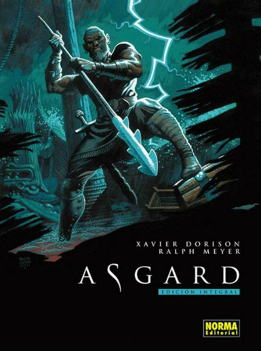 Asgard portada