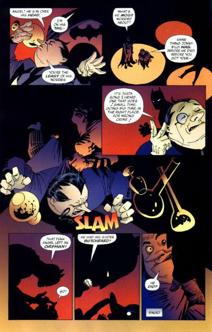 Batman Ciudad Rota interior