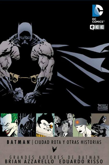 Batman Ciudad Rota