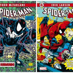 'Coleccionable Spiderman vols. 3 y 4', palmaditas en la espalda y bienvenido Larsen