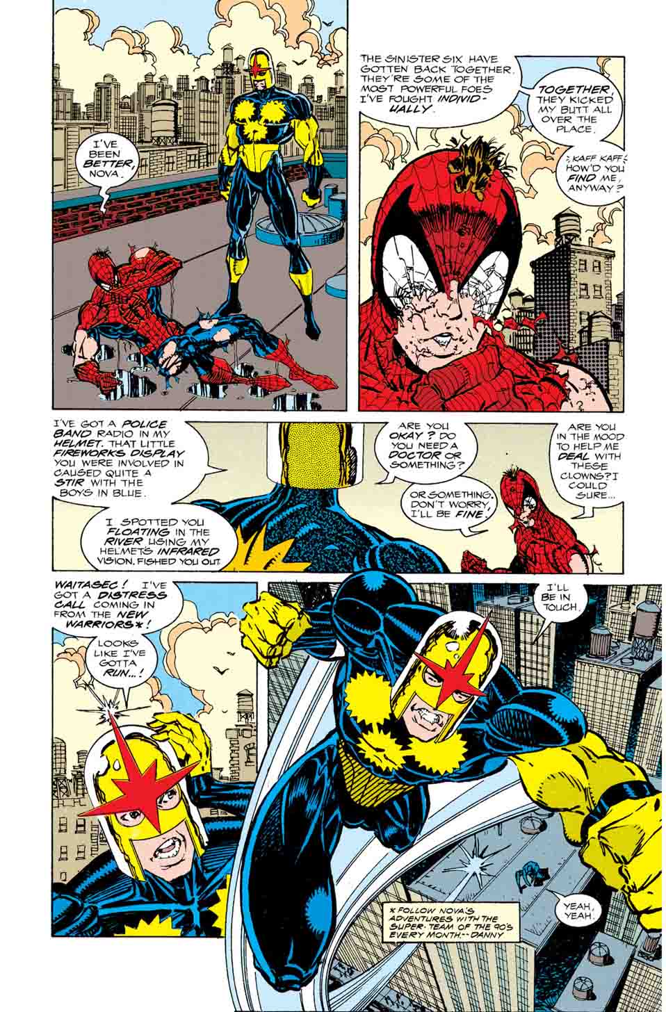 SpidermanLarsen