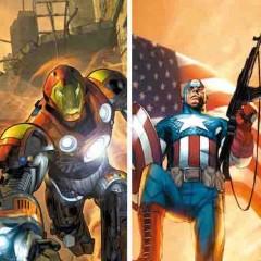 'The Ultimates: Iron Man & Capitán América', dos mejor que uno
