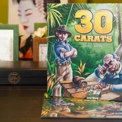30 Carats (30 Quilates), el colmo de las subastas y faroleo