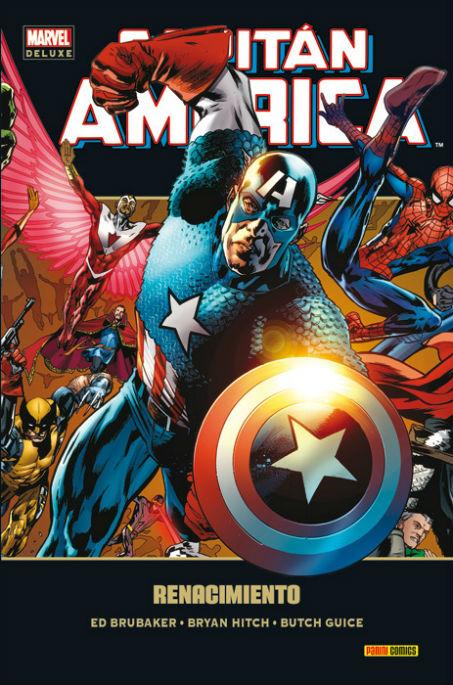 Capitan America. Renacimiento