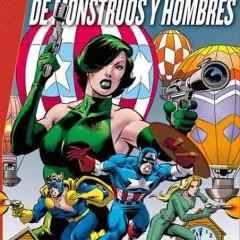 'Marvel Gold Capitán América: De monstruos y hombres', O Captain! My Captain!
