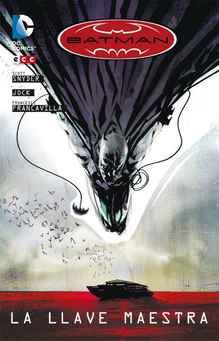 Batman. La Llave Maestra
