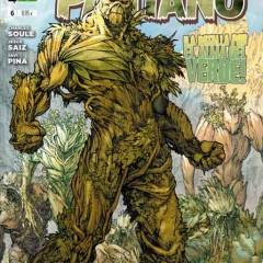 'La Cosa del Pantano vol.6', llega el combate definitivo por ser el Avatar del Verde