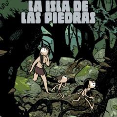 'La isla de las piedras', arqueología aviñetada