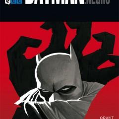 'Batman y el guante negro', la segunda parte del puzzle de Grant Morrison