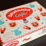 Savannah Café, carreras africanas para disfrutar con los peques