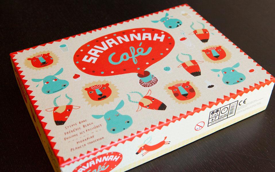 Savannah Café (2013)