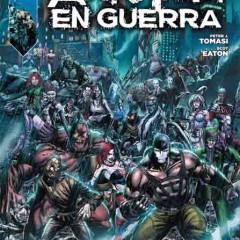 'Maldad Eterna: Arkham en Guerra', como si faltaran más villanos en esta historia