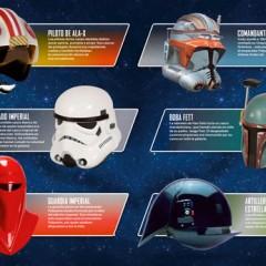 Star Wars Cascos de Colección… sabes que los quieres