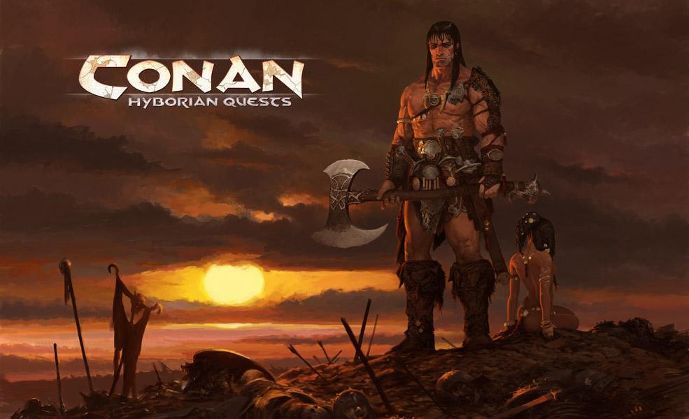 Conan: Hyborian Quests