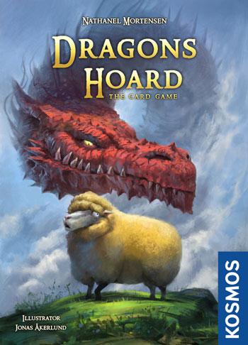 Portada de la edición de Kosmos de Dragon's Hoard