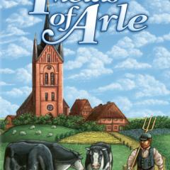Fields of Arle, Uwe Rosenberg para dos jugadores
