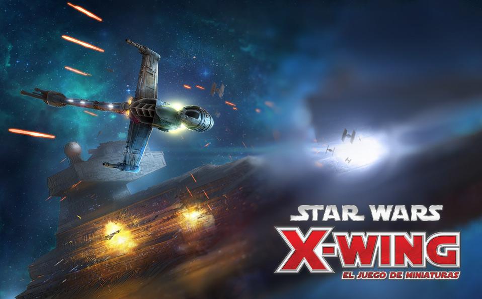 X-Wing: el juego de miniaturas