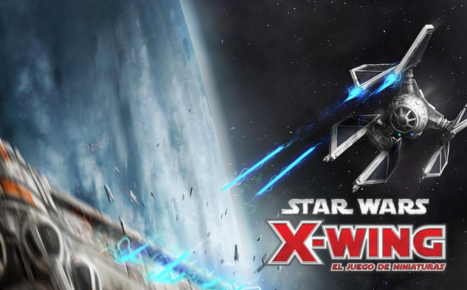 X-Wing el juego de miniaturas (EDGE)