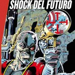 'Marvel Gold Capitán América: Shock del Futuro', unas briznas de Terminator siempre vienen bien