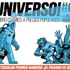 '¡Universo!', de Albert Monteys: la imaginación al poder