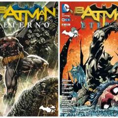 'Batman Eterno vols. 1 y 2', más tormento para El Hombre Murciélago