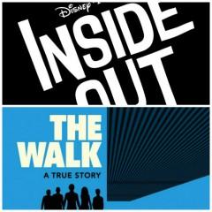 'Inside Out' y 'The Walk', dos tráilers más para empezar la mañana con energía