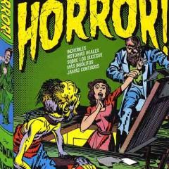'La Biblioteca de Simon y Kirby: Horror!', sustos con mensaje