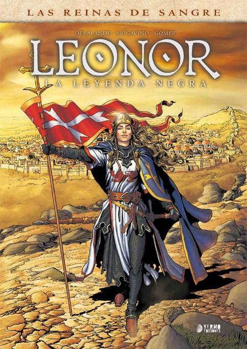 Leonor portada