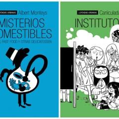 'Misterios Comestibles & Institutos', una de cal y otra de…