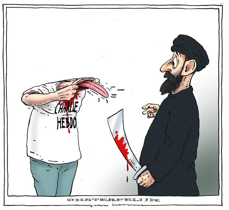 Charlie Hebdo 14