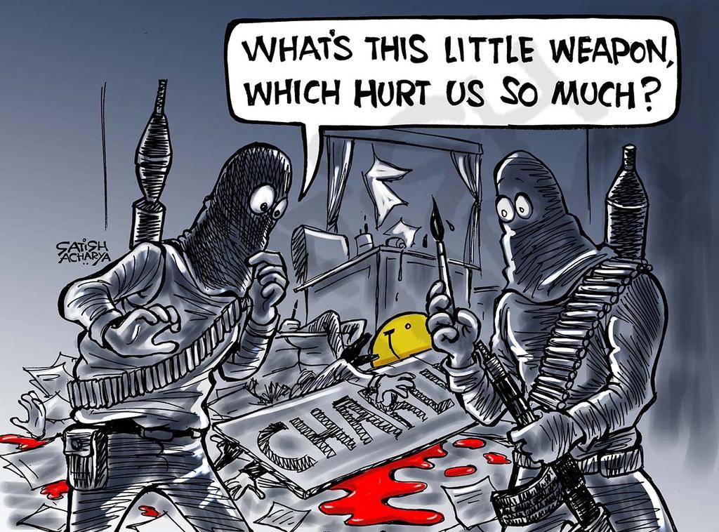 Charlie Hebdo 18