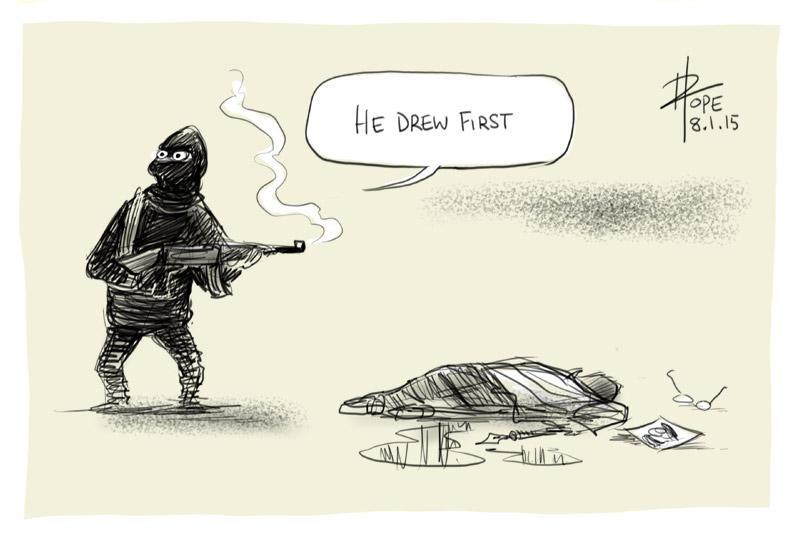 Charlie Hebdo 4