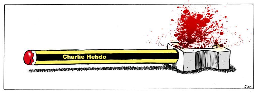 Charlie Hebdo 9