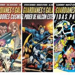 'Especial Marvel Gold Los Guardianes de la Galaxia'