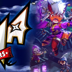 Ninja All-Stars, el nuevo juego de miniaturas de los creadores de Super Dungeon Explore