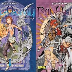 'Blue Dragon RalΩGrad', alocada diversión