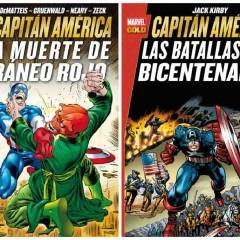 'Especial Marvel Gold Capitán América', el orgullo de una nación