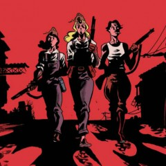 'Las damas de la peste', MAGISTRAL