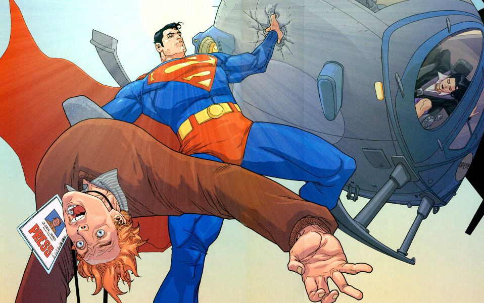 Superman Legado interior