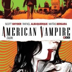 'American Vampire vol.7', vuelve el mito