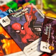 Marvel Dice Masters: Avengers vs X-Men, el juego de dados para fans de las viñetas