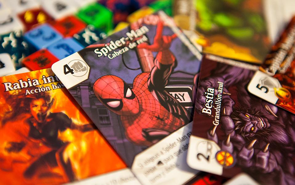 Marvel Dicemaster Avengers vs X-Men