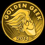 Ganadores y finalistas de los Golden Geek Awards 2014