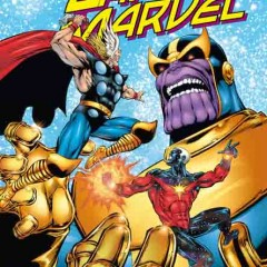 'CES Capitán Marvel vol.2: El Engaño de Thanos', David en estado puro
