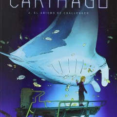 'Carthago 2. El abismo de Challenger', más intensidad
