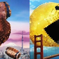 'Pixels', primer tráiler de lo nuevo de Chris Columbus