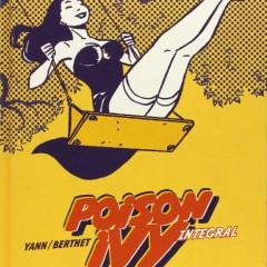 'Poison Ivy. Integral', destilando a Yann