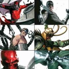 '100% Marvel La Venganza de los Villanos', sobradamente preparados para el mal