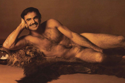 Burt Reynolds desnudo